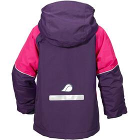 Didriksons 1913 Ese Jacket Kids Berry Purple